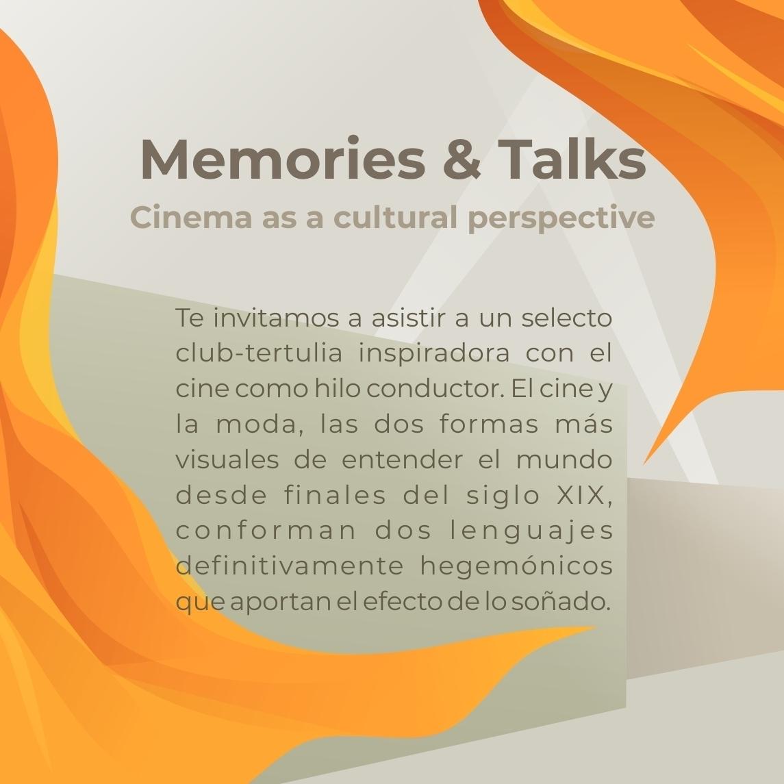 Memories&talks1